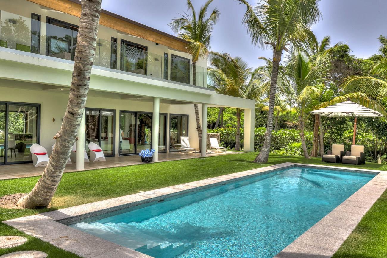 Dominican Republic luxury villas Punta Cana