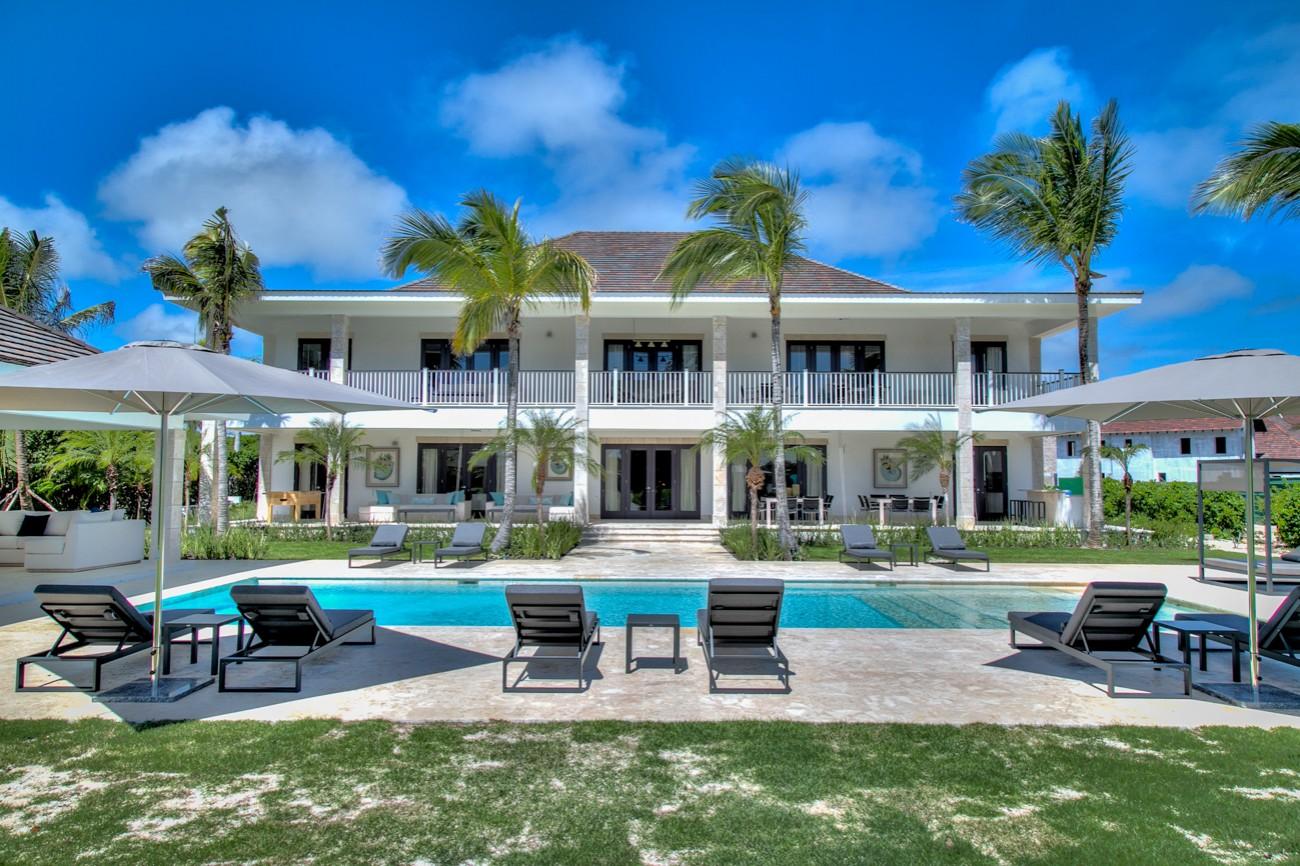 Punta cana luxury villa rentals Arena