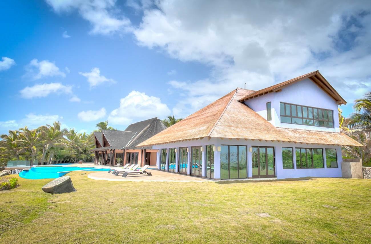 Dominican Republic luxury villas Bavaro