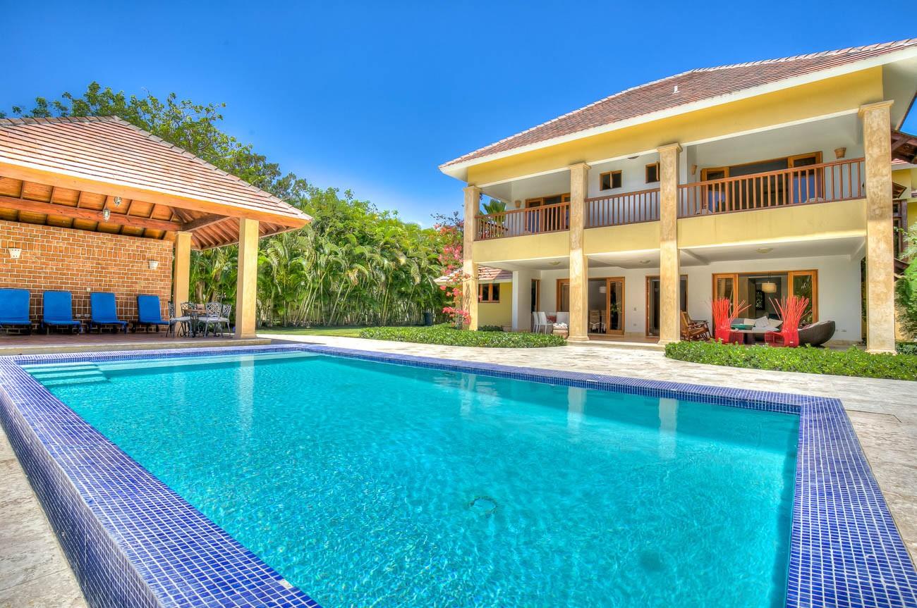 Punta cana villa rentals Diamante