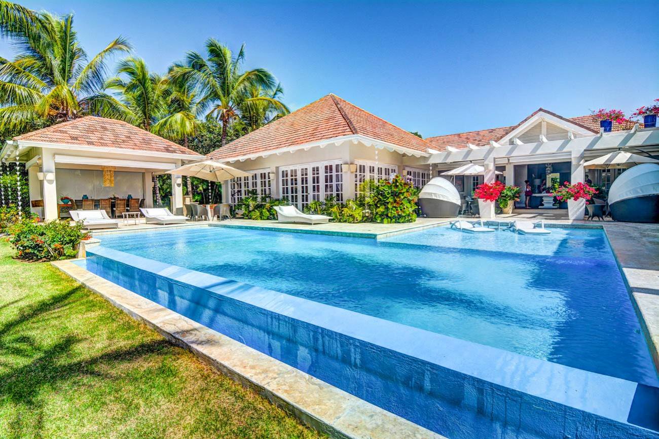 Dominican Republic luxury villa rentals Punta Cana