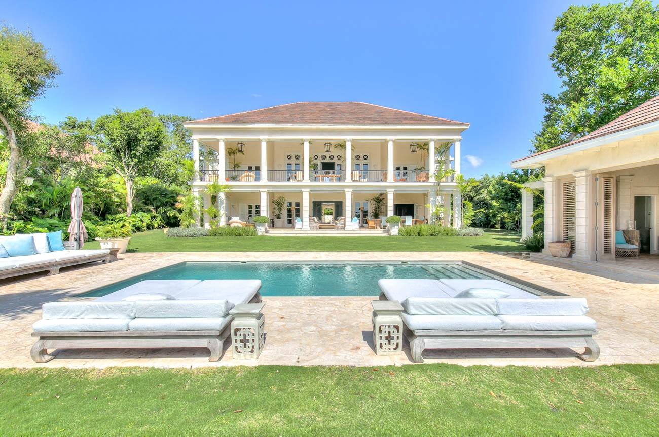 Dominican Republic luxury villas Los Corales