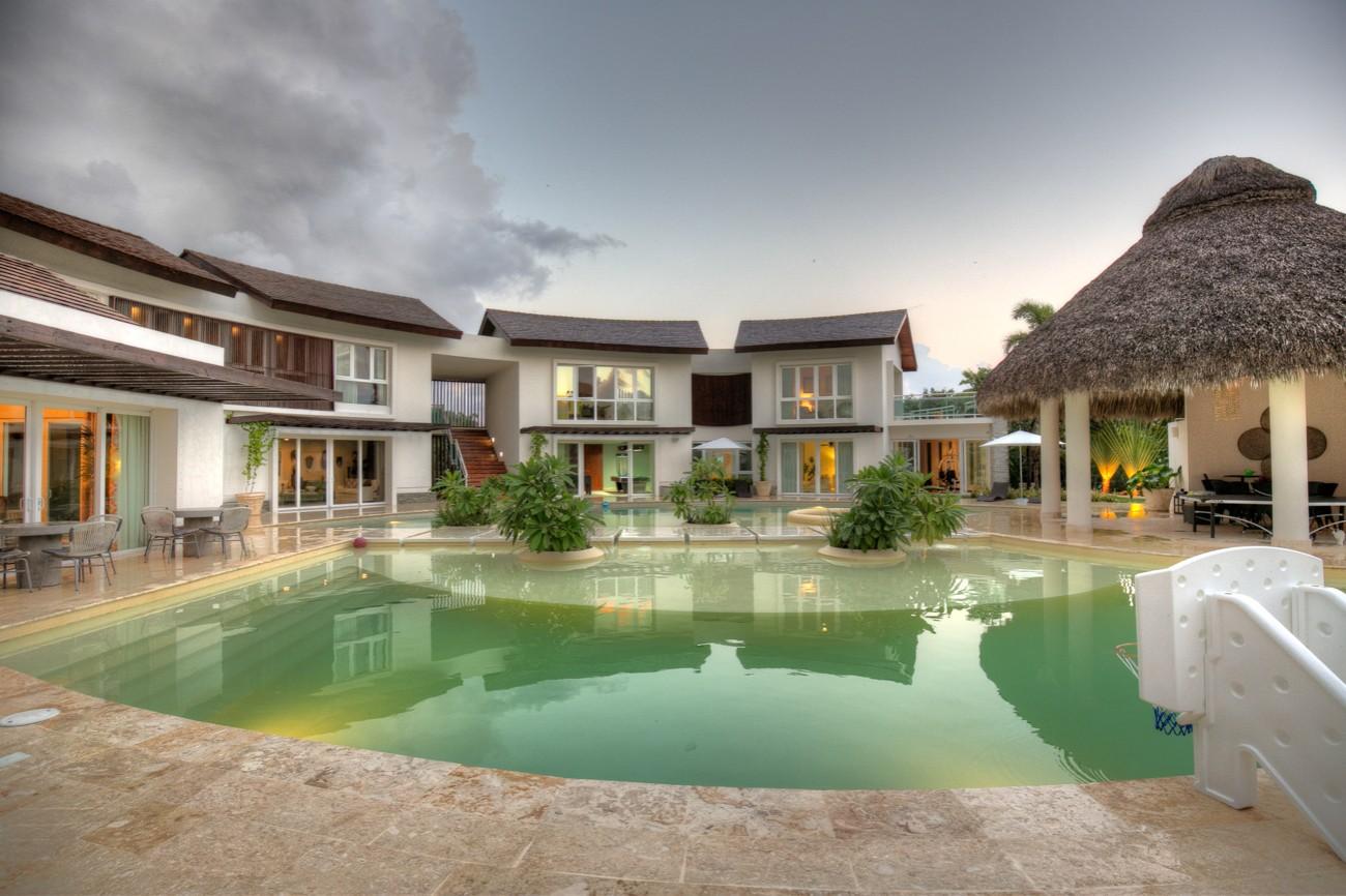 Dominican Republic luxury villas Punta Espada