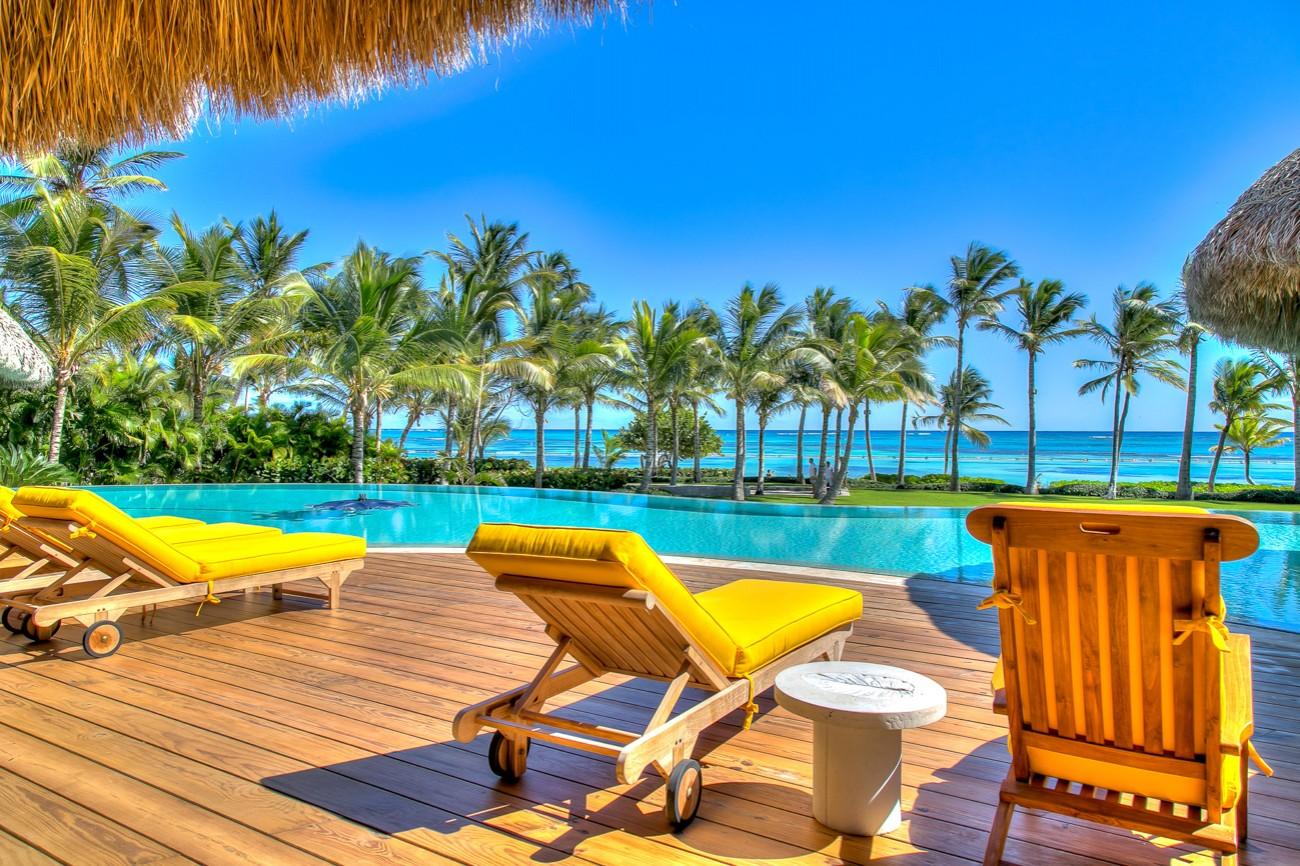 Dominican Republic luxury villa rentals Sirene