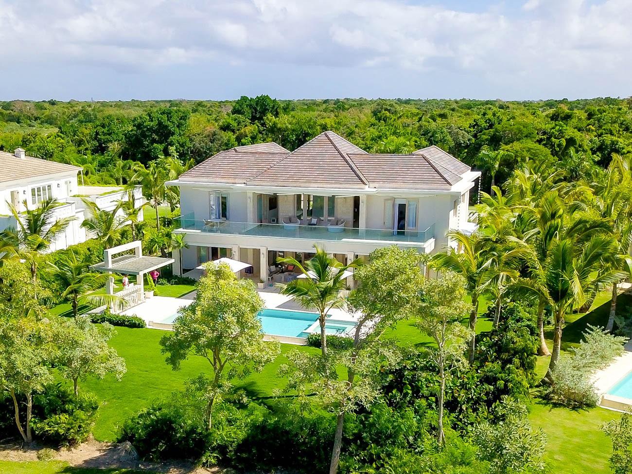 Dominican Republic luxury villas Spice