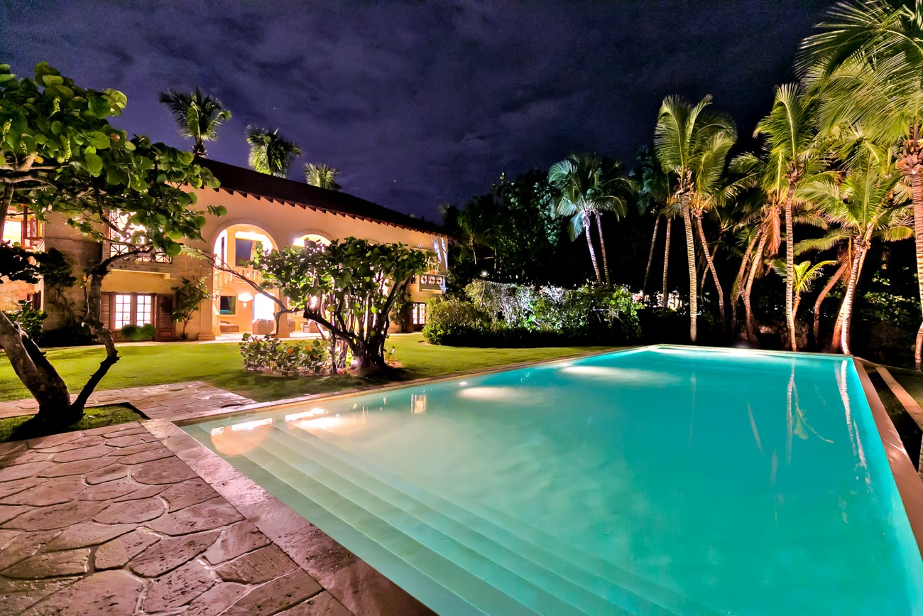 Dominican Republic luxury villa rentals Punta Cana
